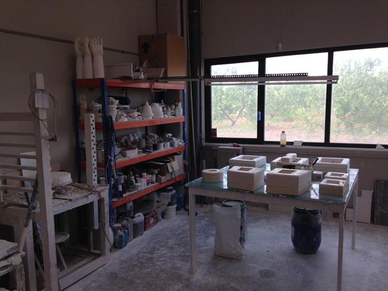 la fabrica de porcelana