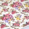 bandeja porcelana florecilla