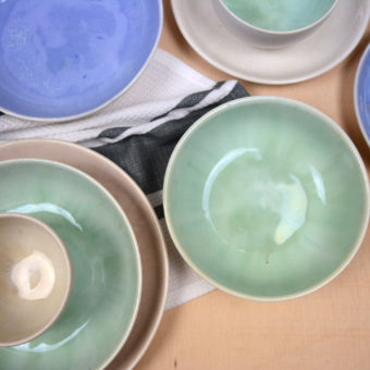 vajilla classic porcelana